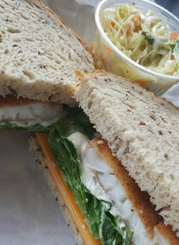 Patronpath menu for Is cod fish kosher