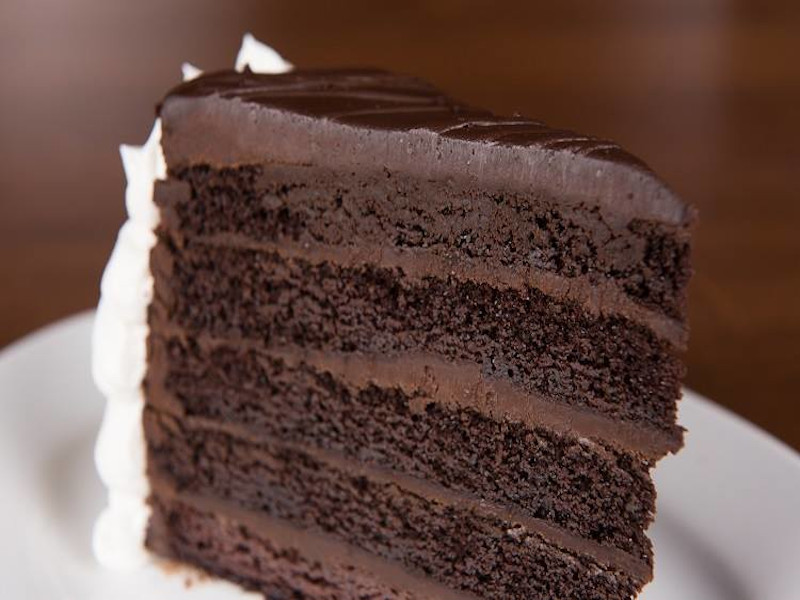 Five-Layer Chocolate Cake image