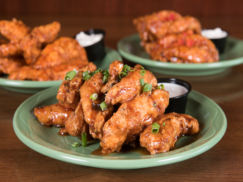 Wing Sampler - Boneless image