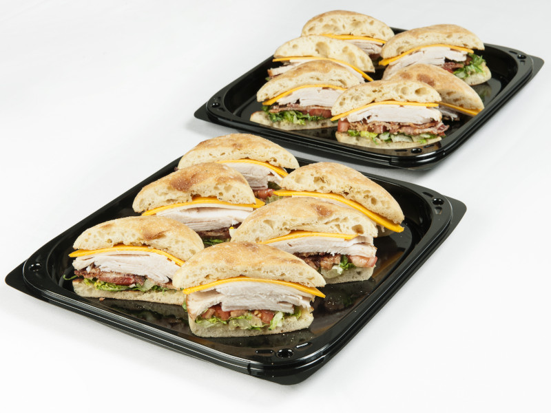 Millhouse Club Sandwich Tray image
