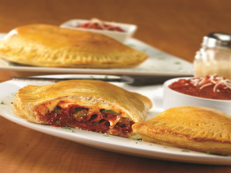 Build Your Own Calzone image