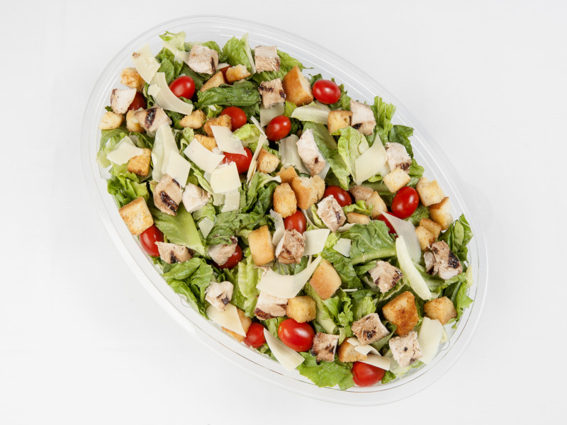 Group Caesar Salad  image