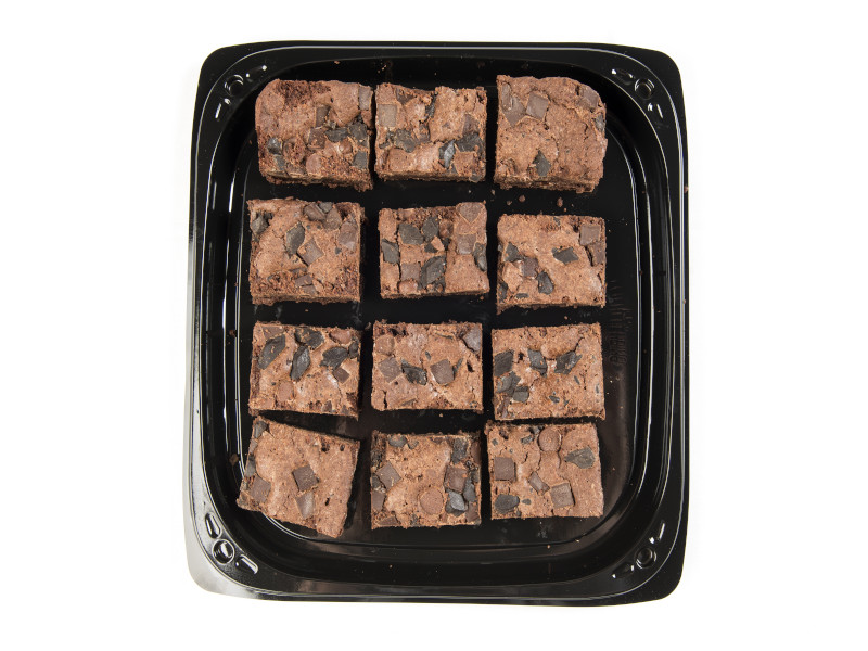 Dozen Chocolate Chunk Brownies image