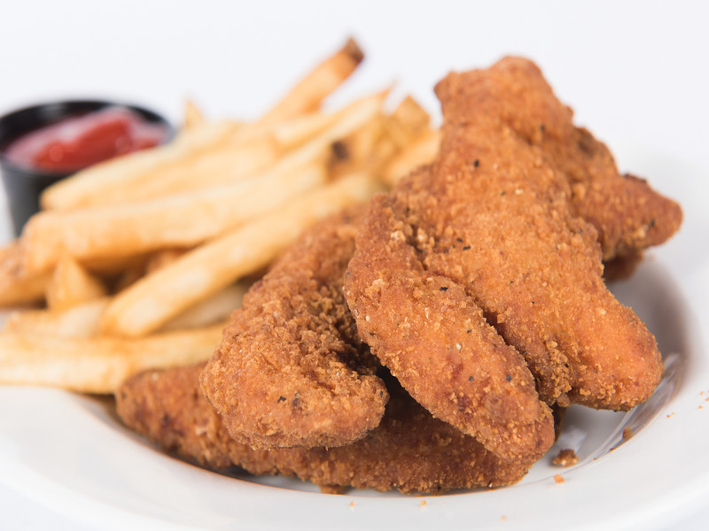 Kids Chicken Tenders image