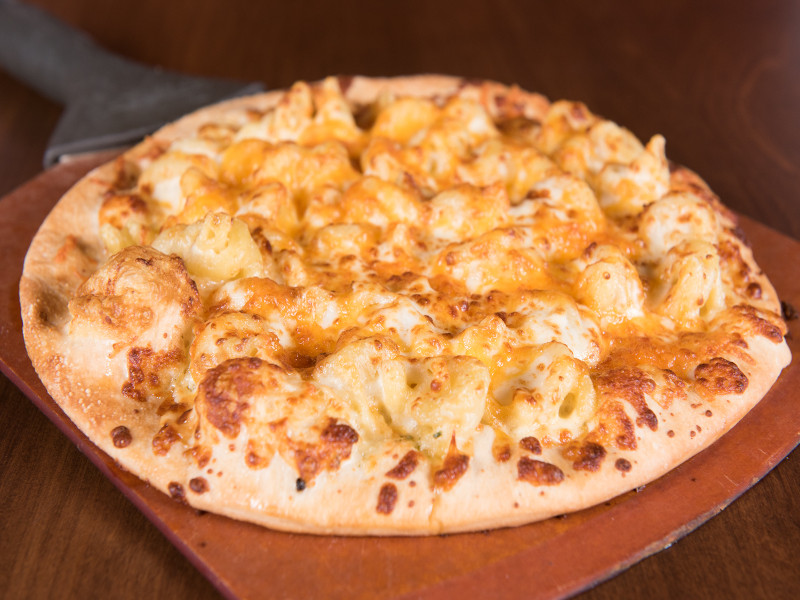 Kids Mac & Cheese Pizza image