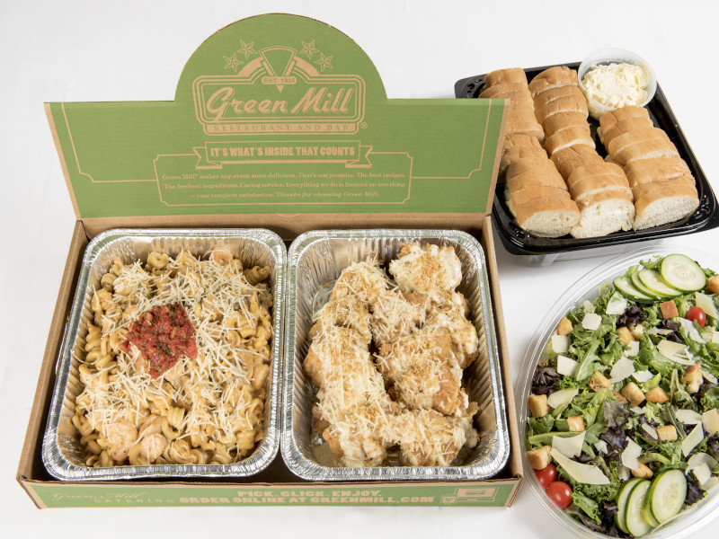 Pasta, Entree & Salad Package image