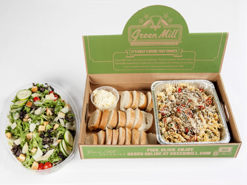 Pasta & Salad Package image