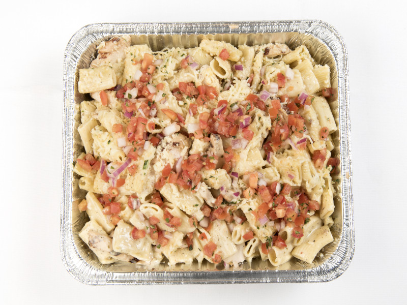 Group Three Cheese & Chicken Baked Rigatoni Ⓖ image