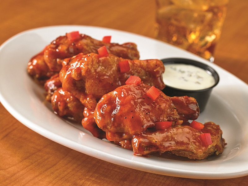 Classic Bone-In Wings image