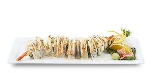 Crab Dragon Roll image