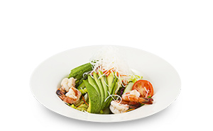 Shrimp Avocado Salad image