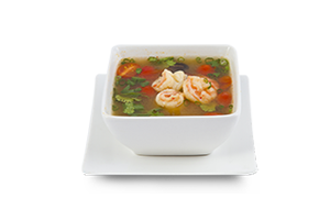 Tom Yum Soup - Shrimp image